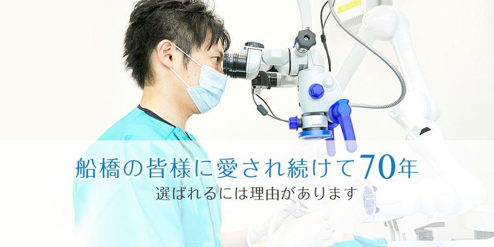 川手歯科医院が選ばれる理由