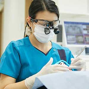 歯を抜かない保存治療